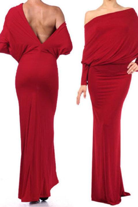 Convertible Multiway  Maxi Dress