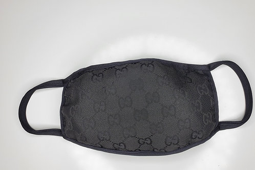 Luxury GG Face Mask with Filter pocket