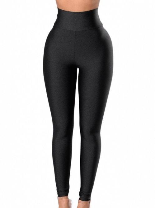 Black high waist