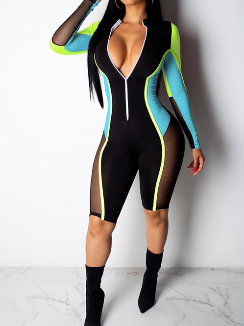 NiFa long sleeve jumpsuit