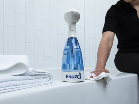 Consensus and Enozo: ready to change the way Europe is cleaning!