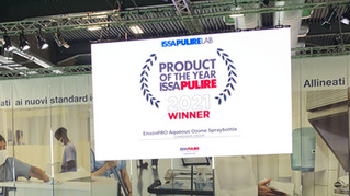ENOZOPRO WINS THE PRODUCT OF THE YEAR AWARD ISSA PULIRE 2021