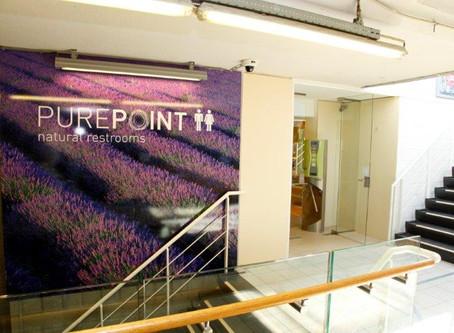 CWS, Dolmans en Consensus lanceren met PurePoint een payed washroom restroom-concept
