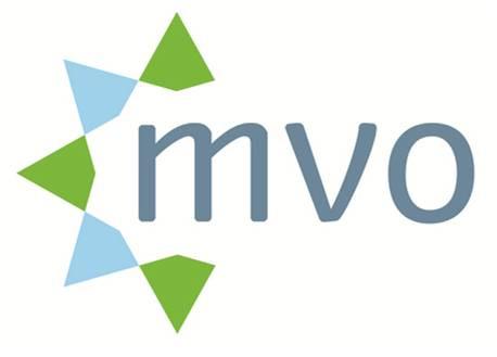 MVO logo Gebruikers die Certificaat hebb