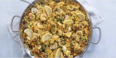 Spaans Recept: Rijkgevulde Paella