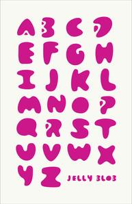 Jelly Blob Font