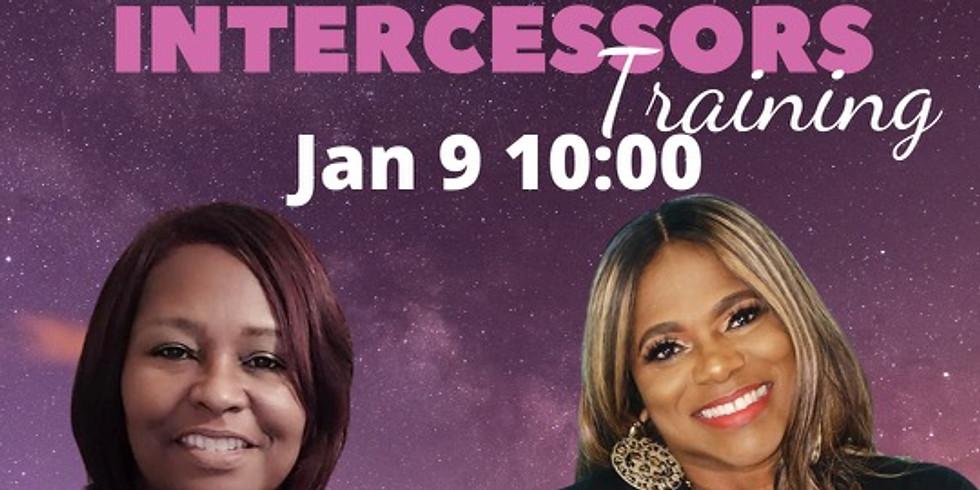 Prayer & Intercession Training