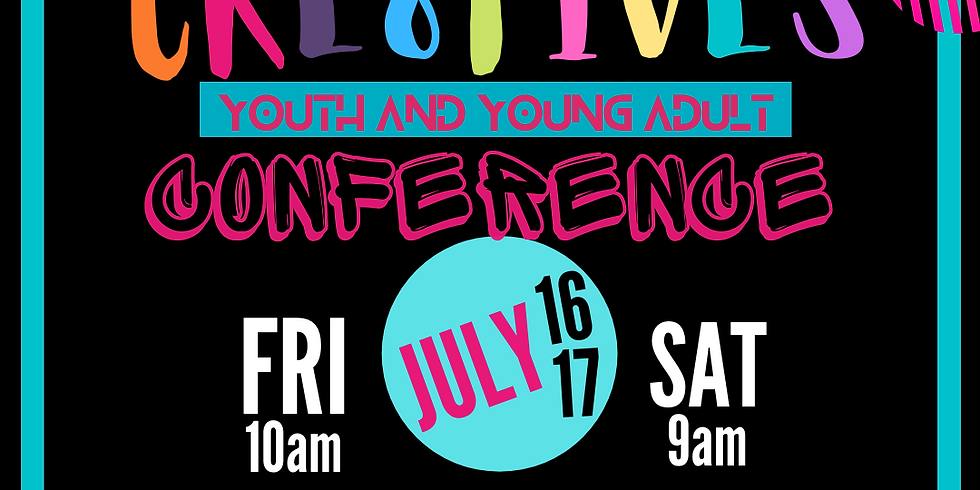 The CR38TIVES Youth Conference