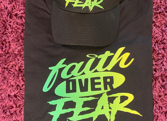 Faith Over Fear/ Baseball Cap