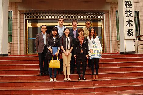XIAN, CHINA EDUCATION EXPO