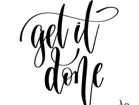 Get it DONE!