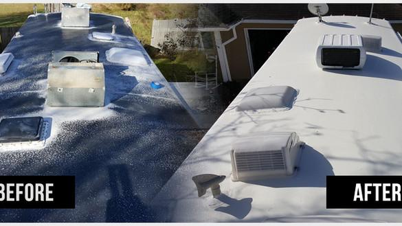Liquid Rubber as a Roofing Technique