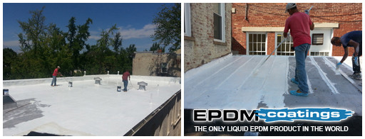 EPDM Rubber Roof Repair- Learning to Fix Your Roof