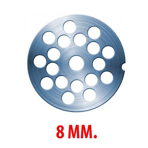 Disco de 8mm P/ Moedor Nº2 Faca de aço