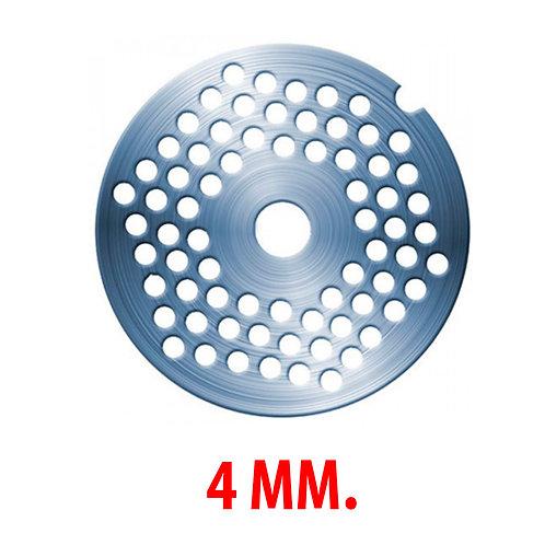 Disco de 4 mm P/ Moedor Nº8 Faca de aço