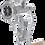 Thumbnail: Serra Fita p/ Bancada Mimoso 381 motor 1/3 Cv com Mesa Fixa + Picador 8