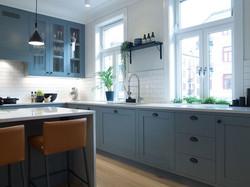 Nordby kjøkken, Shaker 2