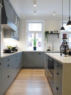 Nordby kjøkken, Shaker 11