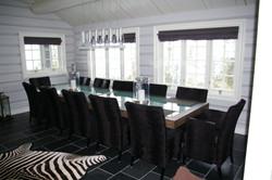 Nordby spisebord