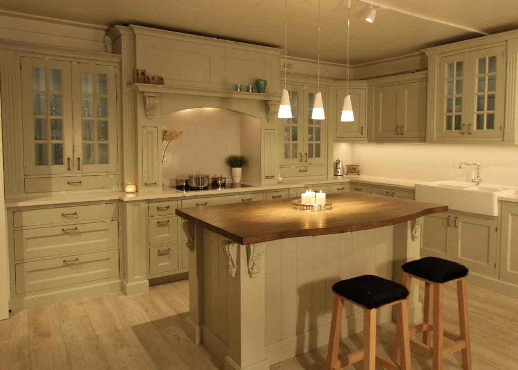 Nordby kjøkken, modell Jevne