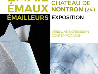 Exposition Dordogne - Email Emaux Emailleurs