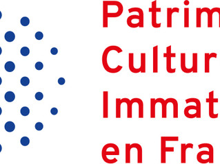 Inscription Officiel au Patrimoine Culturel Immatériel de France