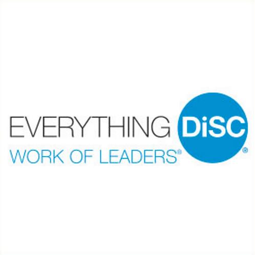 Everything DiSC Work of Leaders Facilitator Kit