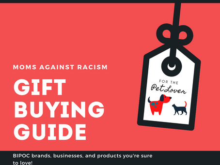 Day 1 of BIPOC Shopping: For the Pets and the Pet Lover in Your Life