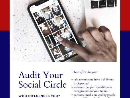 How your Social Circle helps or hinders your efforts to doing the Community Based work.