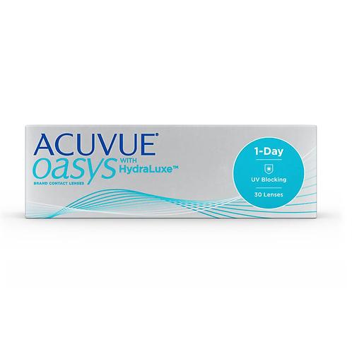 Acuvue Oasys 1 Day Positivas