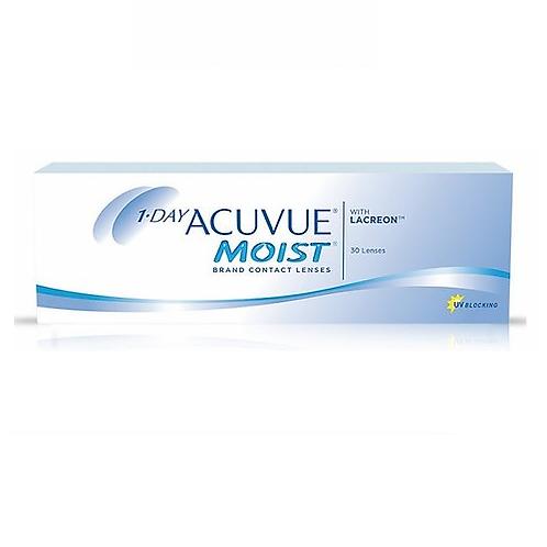 Acuvue Moist 1 Day Positiva
