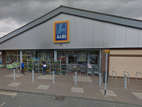 Grandad falsely accused of being a 'paedophile' jailed after stabbing accuser outside Aldi