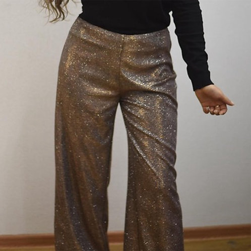 Elegant glowing trousers for any special occasion in a unique designer design