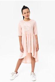 שמלת קיץ שרוול 3_4 לבנות