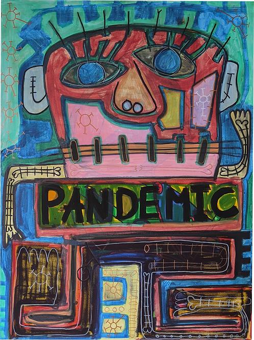 PANDEMIC MAN