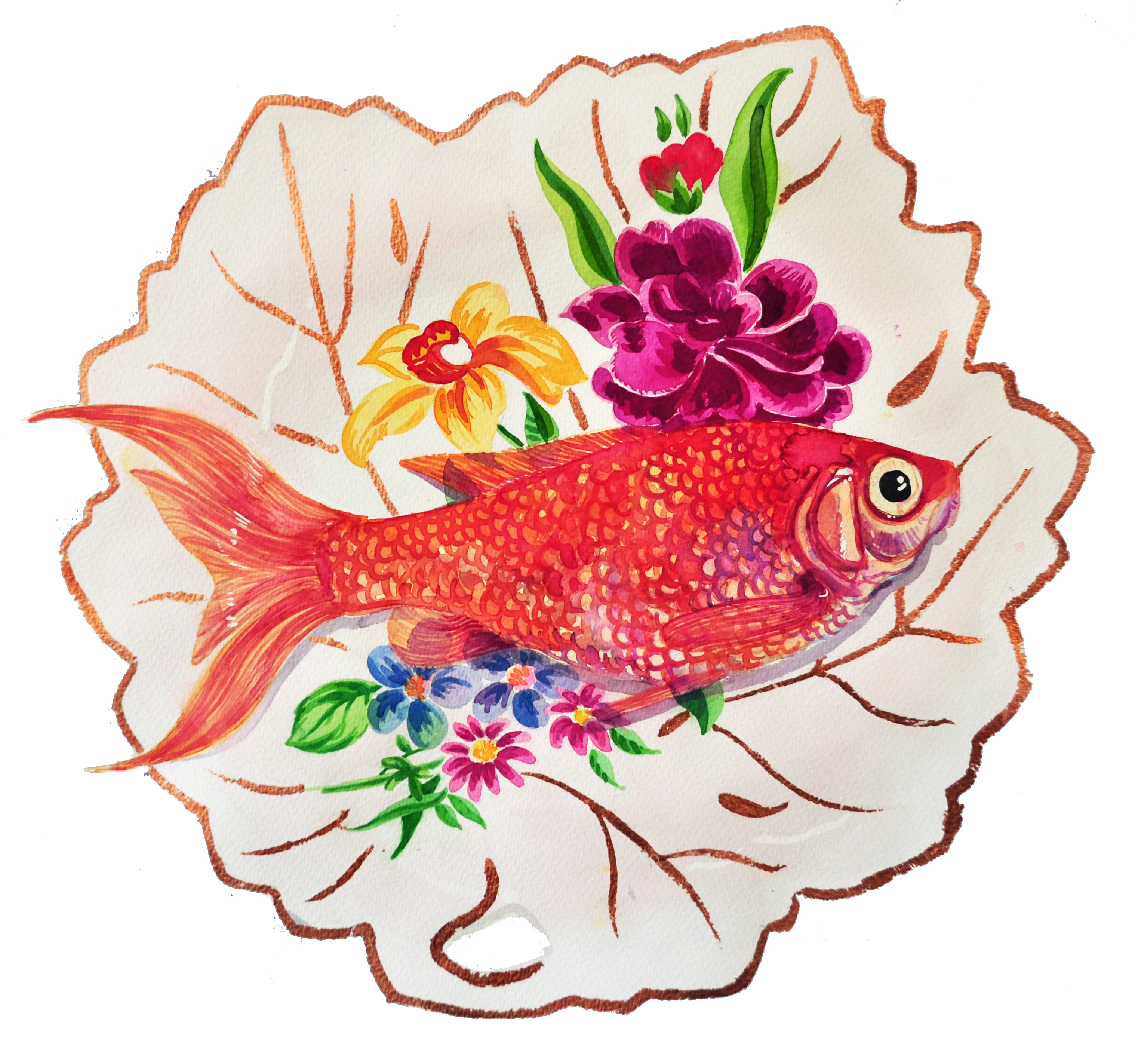 Fish Funeral II