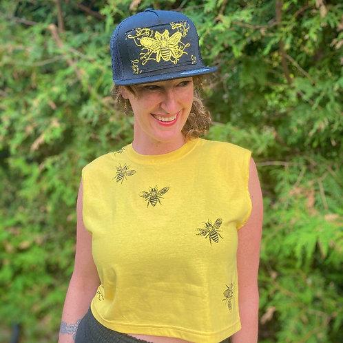 Honeybee Cut-off Crop