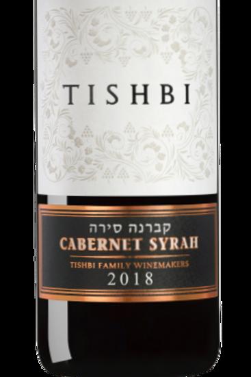 TISHBI Cabernet Syrah Rouge 2019