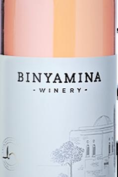Binyamina Moshava Rosé mill 2019 12% 75 CL