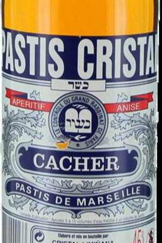 PASTIS CRISTAL LITRE CACHER 45°