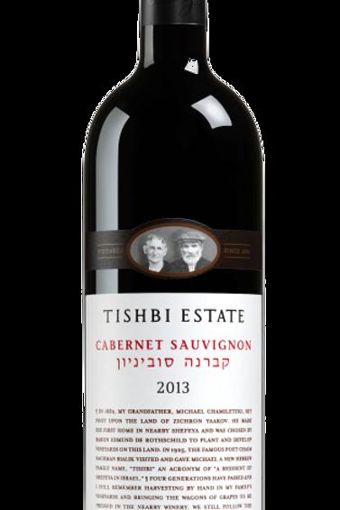 TISHBI Estate Cabernet Sauvignon rouge 2017