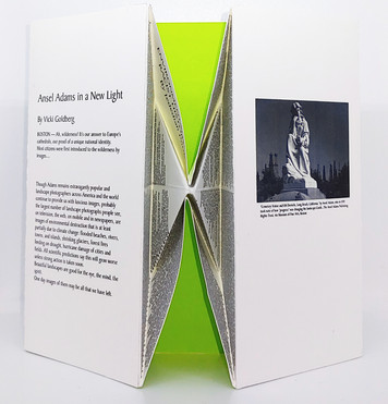 Pop Out Book