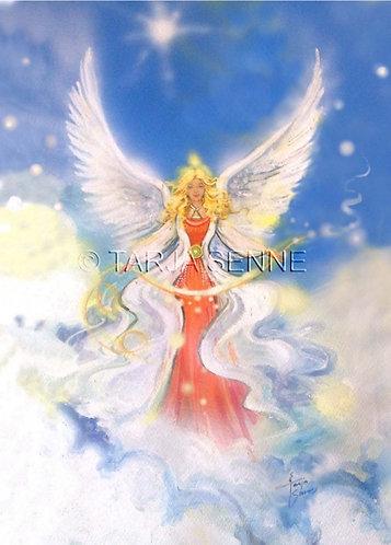 Kortti, Card, SE185 Rakkauden enkeli
