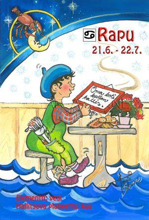 Kortti, Card SE167 Rapu