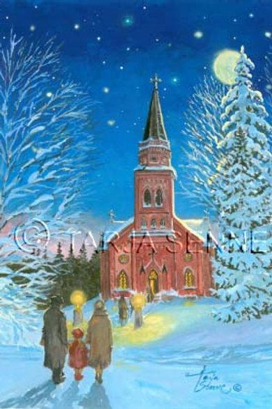 Kortti, SE115 Asikkalan kirkko
