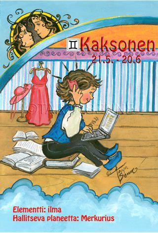Kortti, Card SE166 Kaksonen