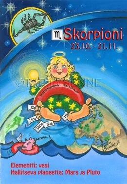 Kortti, Card SE171 Skorpioni