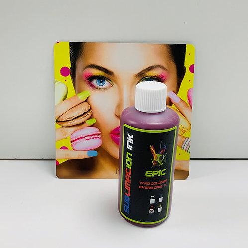 Epic Sublimation Ink - 100ml Magenta Dye Sub for Epson