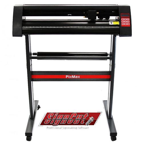 Pixmax Pro 720 Cutter / Plotter