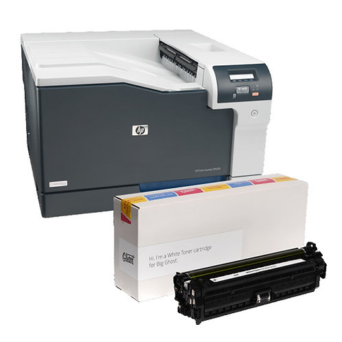 Big Ghost Bundle A3 - White Toner